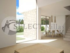 New Build - Villa - Moraira - Pinar de L Advocat